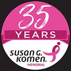 Susan G. Komen® Memorial Logo